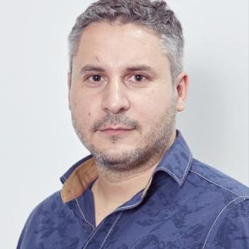 Ondřej Čalovka - lektor